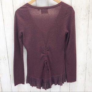 Anthropologie Sweaters - Rosie Neira Button Trail Cardigan Sz S ::NN15